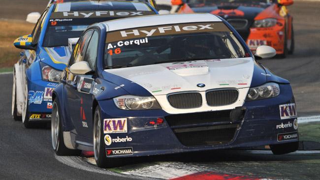 Primi punti per Alberto Cerqui a Monza