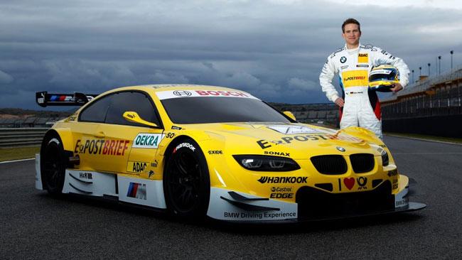 Ecco la livrea della BMW di Dirk Werner