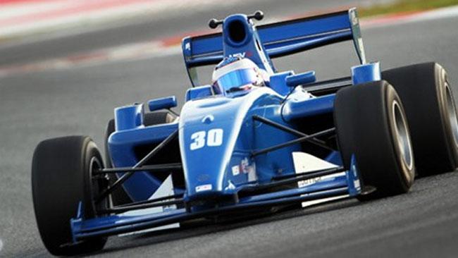 Daniel McKenzie allarga la griglia della Formula 2