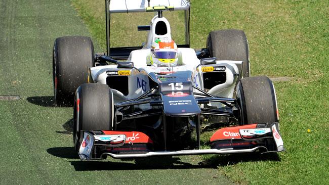 La Sauber è terza nel Costruttori davanti alla Ferrari!