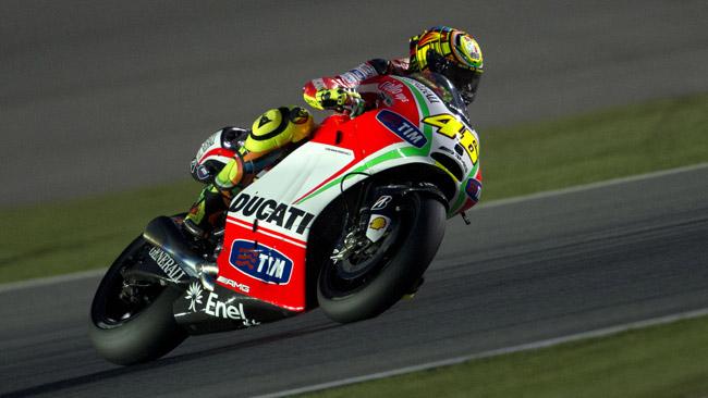Valentino a Jerez per cancellare il weekend del Qatar