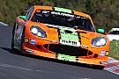 La Ginetta terza di classe al Nurburgring