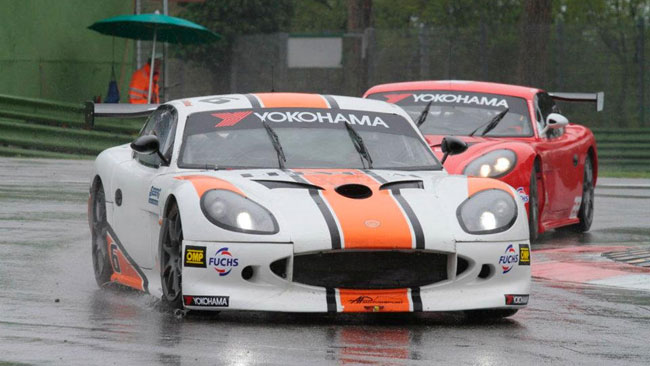 La Ginetta G50 Cup approda a Vallelunga nel weekend