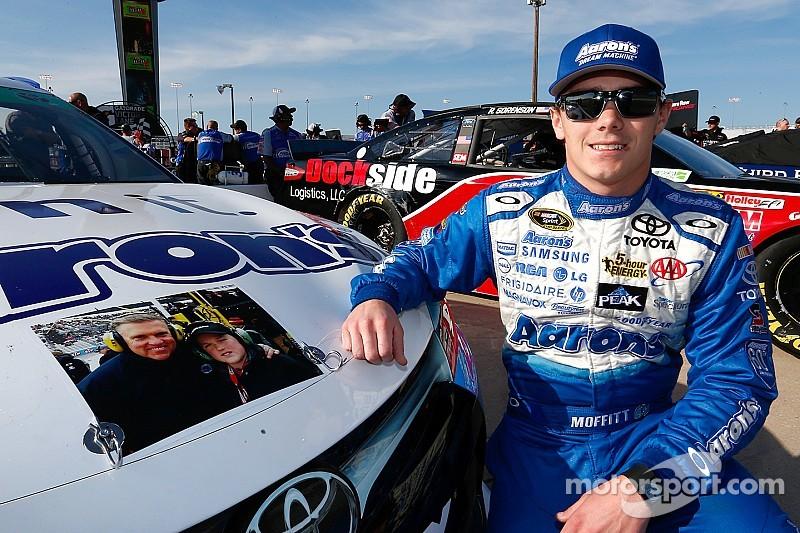 Moffitt correrá en el Nº 34 de Front Row Motorsports Ford