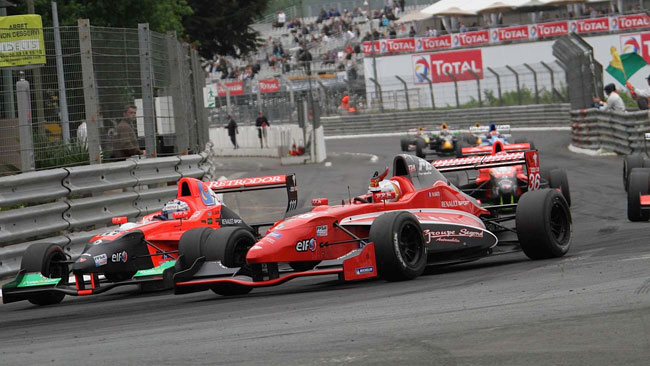 Norman Nato trionfa in gara 1 a Pau