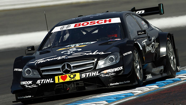 Paffett si aggiudica la pole position a Brands Hatch