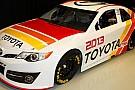 La Toyota presenta la nuova Camry