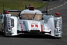 Prima fila tutti Audi: pole alla R18 e-tron #1