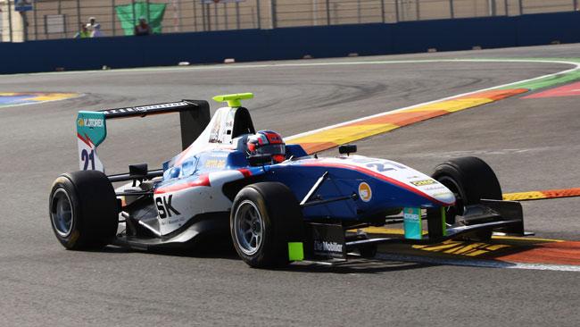 Niederhauser vince dalla pole in gara 2 a Valencia