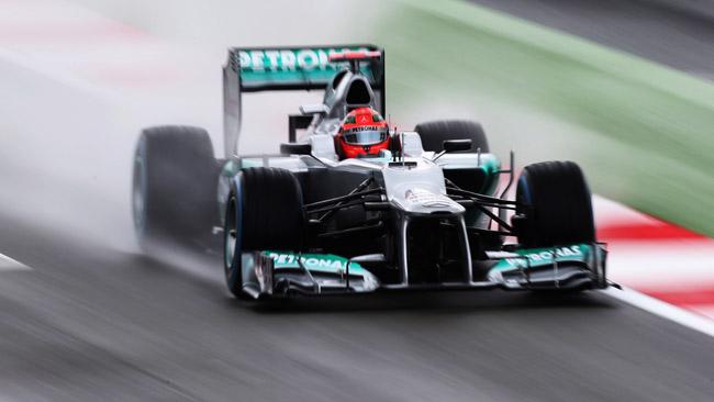 La scelta di Schumi è la priorità della Mercedes
