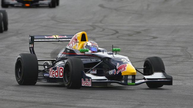 Daniil Kvyat chiude la doppietta al Moscow Raceway