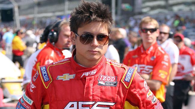 Sebastian Saavedra torna in Indycar a Sears Point