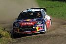 Finlandia, PS5: Hirvonen prova a farsi sotto a Loeb