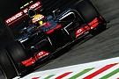 Monza, Libere 3: Hamilton per un millesimo su Alonso