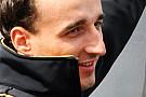 Kubica non chiude la porta al sogno Formula 1