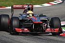 Hamilton vince a Monza contenendo un super Perez