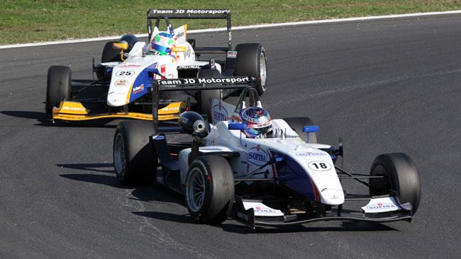 Latifi vince gara 3, ma Agostini fa suo il titolo Rookie