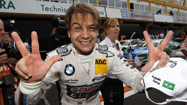 Prima pole nel DTM per Augusto Farfus a Valencia