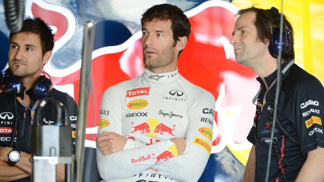 Webber è soddisfatto della Red Bull