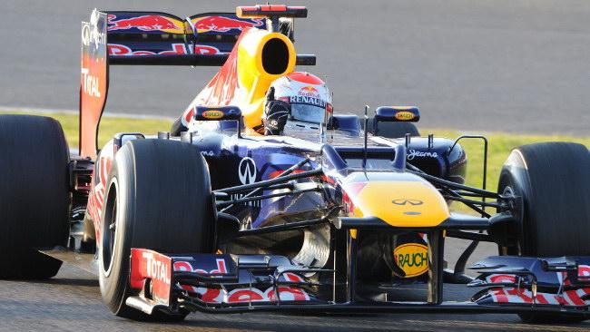 Sebastian Vettel imperatore del Giappone