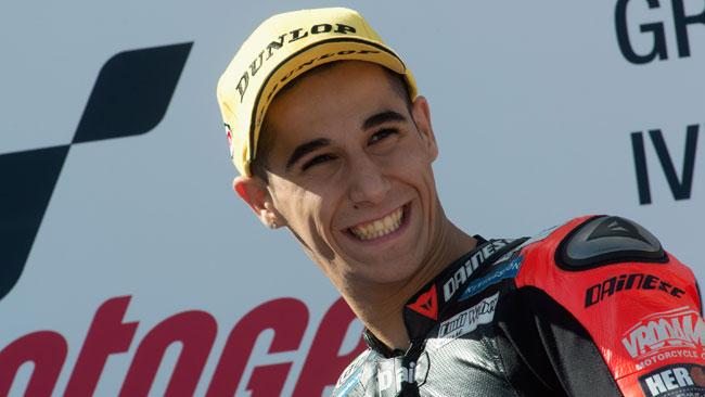 Salom promosso nella squadra ufficiale KTM nel 2013