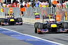Yeongam, Libere 2: Vettel-Webber coppia Red Bull
