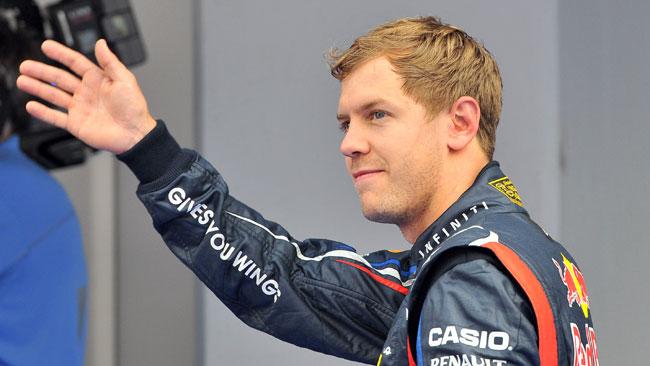 Vettel mette il muso, ma non attacca Massa