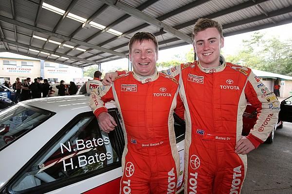 Harry Bates to make Australian Rally Championship debut