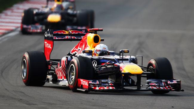 Vettel vince in Corea e va in testa al mondiale!