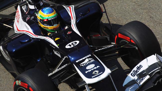 Senna spera ancora nella conferma alla Williams