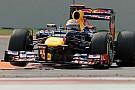 Vettel in pole in India, Alonso solo quinto
