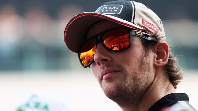 Grosjean rimane sereno sul suo futuro alla Lotus