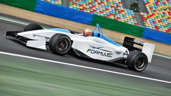 La McLaren collaborerà allo sviluppo della Formula E