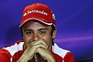Massa punta alla vittoria in casa per aiutare Alonso
