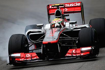 Hamilton centra l'ultima pole con la McLaren