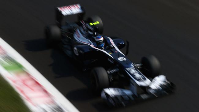 Ufficiale: Bottas e Maldonado piloti Williams per il 2013