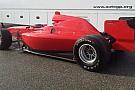 Ecco le prime foto della nuova vettura dell'Auto GP