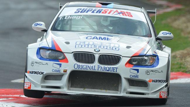 Thomas Biagi proverà la BMW M3 DTM