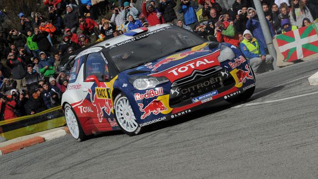 Programma di quattro gare per Loeb nel 2013
