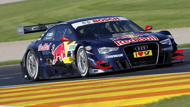 Formazione 2013 quasi al completo per l'Audi
