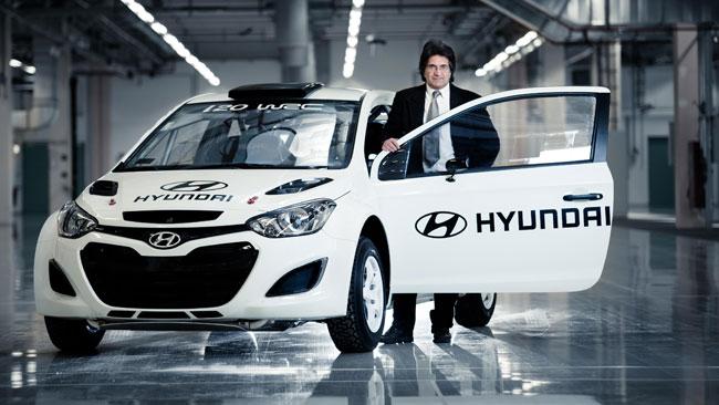 Michel Nandan nominato team principal della Hyundai