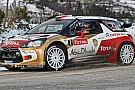 Montecarlo, 2^ tappa: Loeb vince e allunga ancora