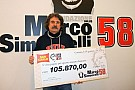 Fondazione Simoncelli: 105mila euro dalla San Carlo