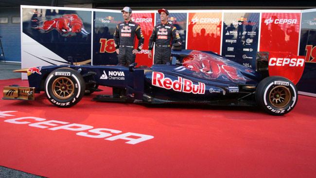 Toro Rosso STR8: c'è il ritorno alla normalità!