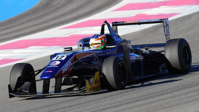Nelson Mason domina la Winter Series in Francia