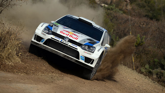 Messico, PS8: Ogier allunga con la Vw Polo