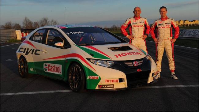 Sarà Castrol lo sponsor principale di Honda
