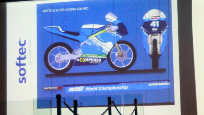 Presentati i colori 2013 dell'Ambrogio Racing