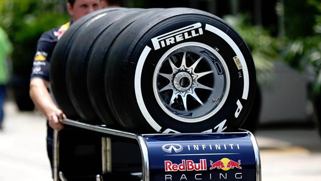 Pirelli lancia la prima App 2.0 della Formula 1