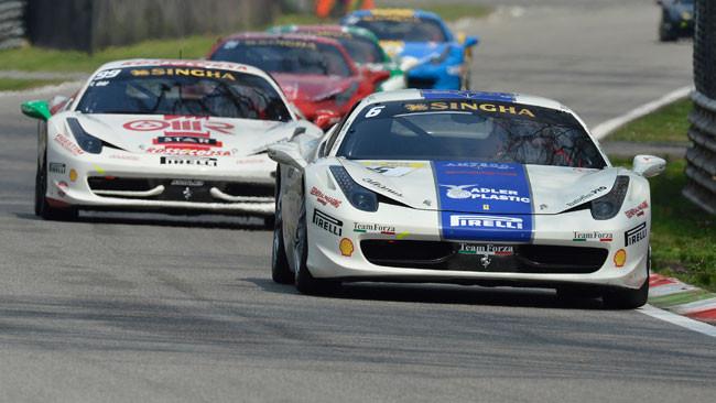 Monza, Gara 1: Casè apre il Trofeo Pirelli